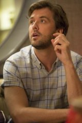First acting role: Darren McMullen as Alex Larden in House Husbands