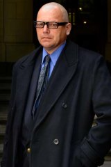Time served: Douglas Jensen believes he is owed compensation for being wrongly jailed.