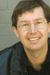 Author Gary Corby.