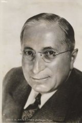 Changing times: By the late 1960s, the old Hollywood of tycoons, such as Louis B. Mayer, was gone.
