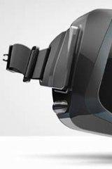Goggles: Oculus Rift.