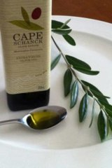 Cape Schanck olive oil.