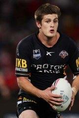 Rising star ... Blake Ayshford.