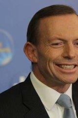 "Money ""safe with us"": Tony Abbott."