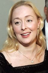Troubled ... Mindy McCready in 2006.