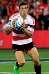 Wanted ...  Sonny Bill Williams.