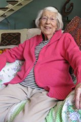 Jane Seaholme's mother Phyllis.
