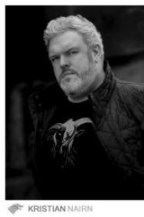 "Out of uniform: Kristian Nairn says ""Game of Thrones"" is ""bigger than any of us ever dreamt""."