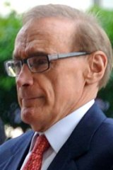 Faraway observer: Bob Carr followed the count from Moscow.