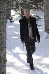 Deadly trail: Billy Bob Thornton as Fargo's Lorne Malvo.