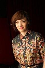 Singer/songwriter Sarah Blasko at The Green Room Lounge, Enmore.