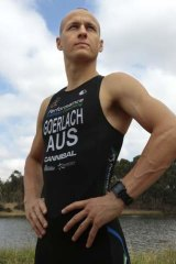 Goerlach moved to Canberra to train at the AIS and study at University of Canberra.