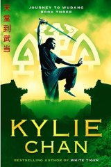 <i>Heaven to Wudang</i>, by Kylie Chan (HarperVoyager, $22.99).