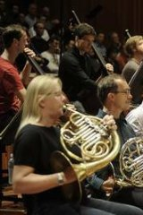 The Australian World Orchestra of 2011.