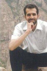 Iranian nuclear scientist Mostafa Ahmadi Roshan, who was killed in a bomb blast.