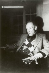 Slim pickings: US Beat author William Burroughs' best-known novel is <i>The Naked Lunch</i>.