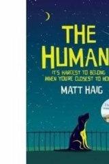 <em>The Humans</em> by Matt Haig.