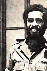 Nicolau Lobato ... East Timor's first prime minister and a Fretilin founder.