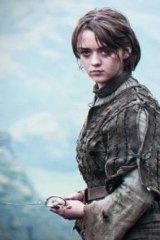 Arya is choosing her own fate, it seems.
