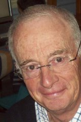 Respected … Don Olney enjoyed a successful legal career in Dubbo.