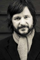 Author Lenny Bartulin.
