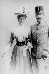 Archduke Franz Ferdinand and Duchess Sophie.