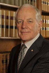 Supreme Court Justice David Harper is critcial of the state government's new sentencing survey.