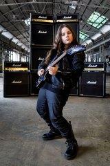Guitarist Callum McPhie in Making Child Prodigies.