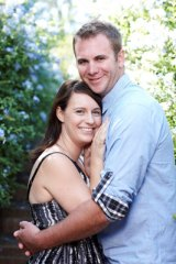 Reality TV show brought them love - Amanda Ecker and Nathan McClymont.