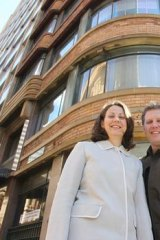 Sunny and Ross Lusted will concentrate on their restaurant The Bridge Room.