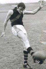 Geoff Blethyn in 1972.