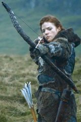On a killing spree: Ygritte.
