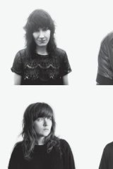Clockwise from bottom left; Courtney Barnett, Jen Cloher, Adalita Srsen and Gareth Liddiard will perform Patti Smith's Horses in its entirety.