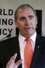 John Fahey, World Anti-Doping Agency chief: ''I have no issue with what the AFL has said. They indicate there's no infraction notices to be issued against Essendon players on the basis of the information available at the present time... What happens with ASADA is a matter for ASADA.''