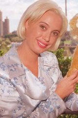 Oscar winner ... Lizzy Gardiner.