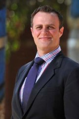 Human Rights Commissioner Tim Wilson.