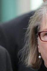 Liberal MP Judi Moylan