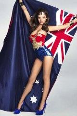 Aussie Wonder Woman ... Miranda Kerr.