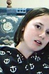 Suspected victim Emma Wighton