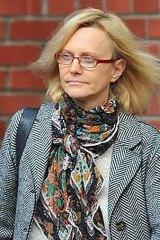 IMF economist Piroska or Prioska Nagy with whom Strauss Kahn had an affair in 2008.