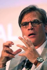 Aaron Sorkin ... quoted Zuckerberg verbatim in the film.