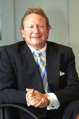 Australia's richest man Andrew Forrest.
