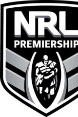 The logo for the New Zealand Warriors.