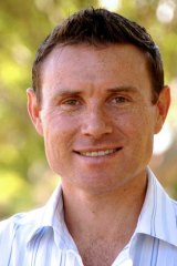 Queensland Coalition MP Andrew Laming
