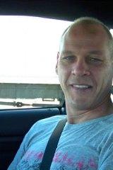 Shooting victim Greg McNicol.