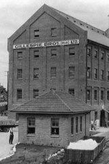 Albion Flour Mill.