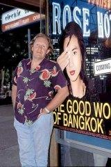 Dennis O'Rourke, documentary filmmaker of <i>The Good Woman of Bangkok</i>.