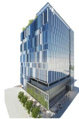 The Grocon proposal for 913 Whitehorse Road, Box Hill