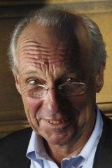 Norwegian professor and author Jorgen Randers.