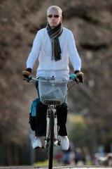Cycling activist Stephen Bricknell.